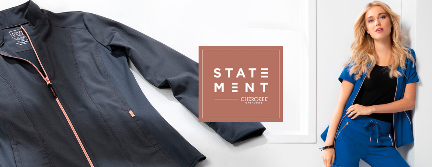 New Cherokee Statement Scrubs