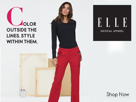Elle Color outside the Lines
